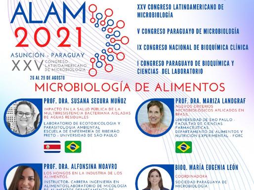 ALAM 2021 Asunción - Paraguay