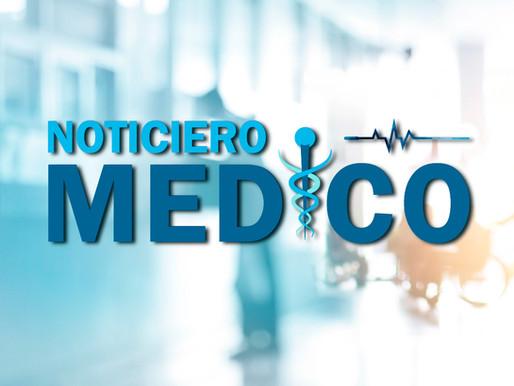 Las 10 noticias más leídas de Noticiero Médico Abril 2021