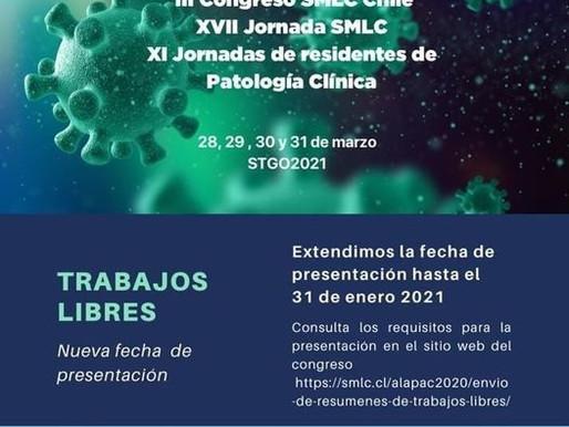 XXV Congreso de Alapac/ML III Congreso SMLC Chile XVII Jornada SMLC