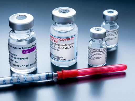 Combinación heteróloga de vacunas contra la COVID-19