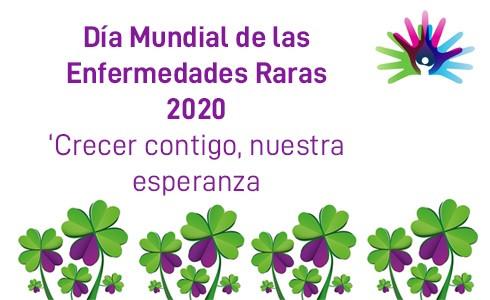 29 de febrero Día Mundial de las Enfermedades Raras