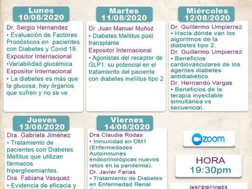 Congreso Nacional de Endocrinología Cuenca 2020