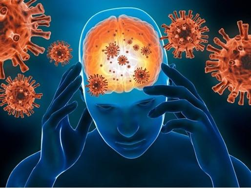 Enfermedades cerebrales causadas por COVID-19