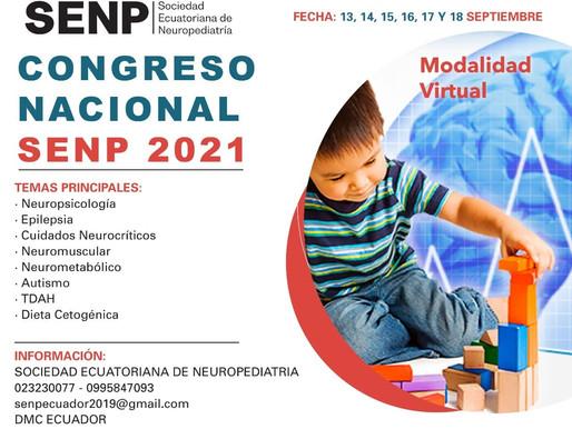 Congreso nacional SENP 2021
