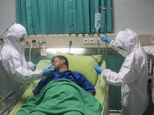 Uno de cada cinco pacientes diabéticos con COVID-19 fallecen durante la hospitalización