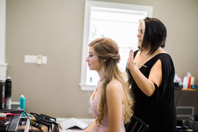 Antonette White Airbrush Makeup & Hair Artistry