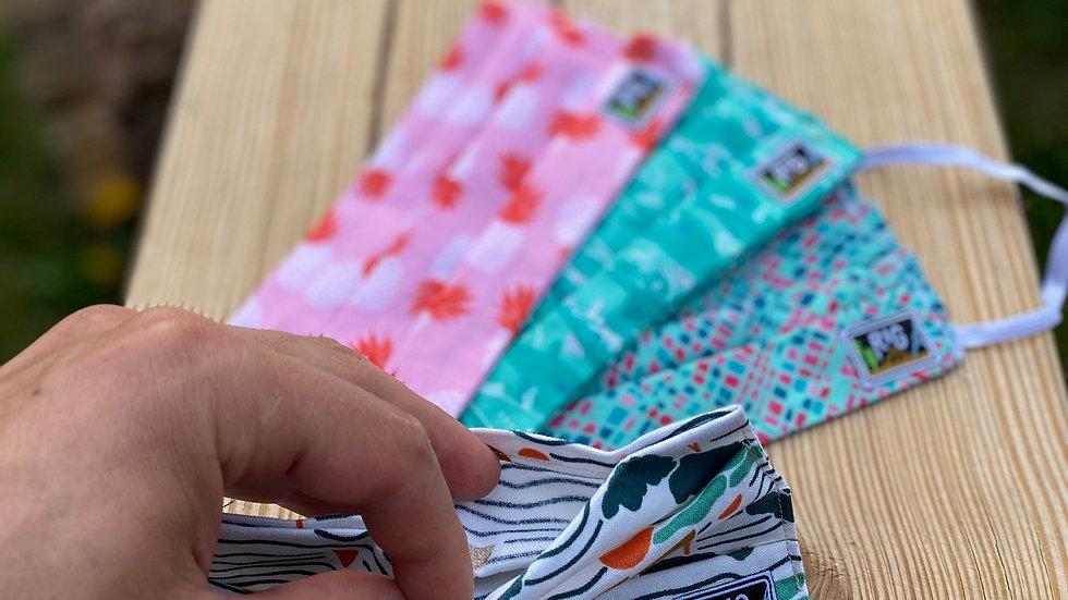 Filter Pocket Cloth Masks