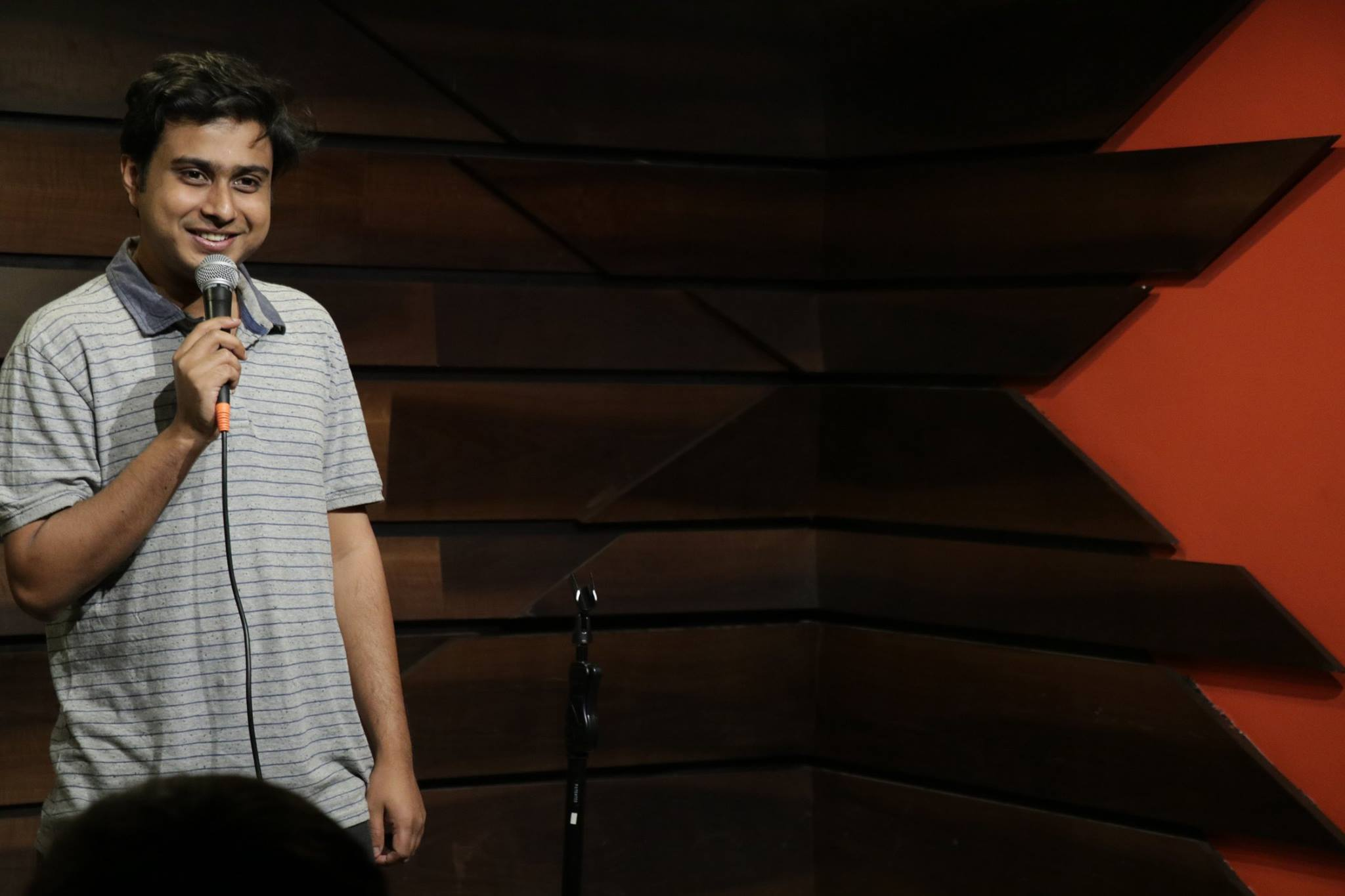 Image result for anirban dasgupta stand up comedy