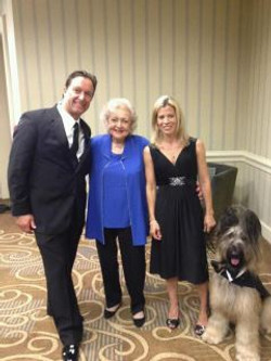 norman and betty white