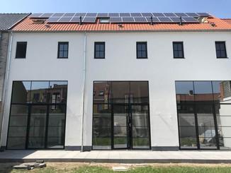 Nieuwbouw Herenhuizen te koop Gent