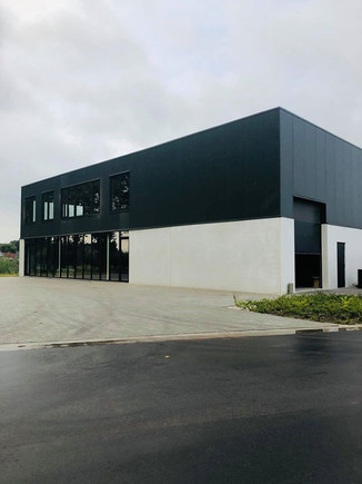 Oplevering kantoor James Walker