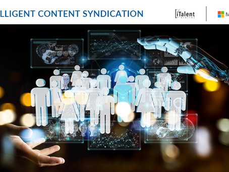 Syndication Solution for Microsoft wins Stevie Award for Best New Product of the Year