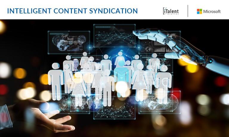 Intelligent Content Syndication - ICS