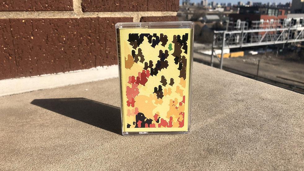 Pidji Sopper Records cassette