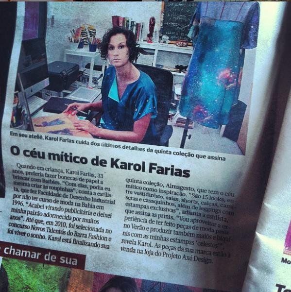 Periódico Correio, 10/03/2013