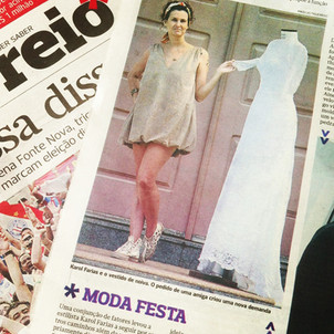 Periódico Correio, 18/08/2013
