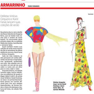 Periódico A Tarde, 11/09/2011