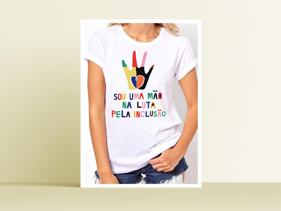Illustration  Cliente: Instituto Mão Amiga