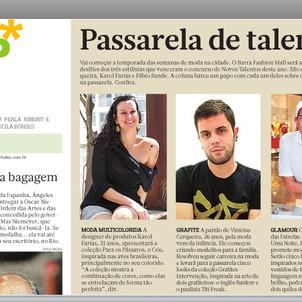 Periódico Correio, 2010