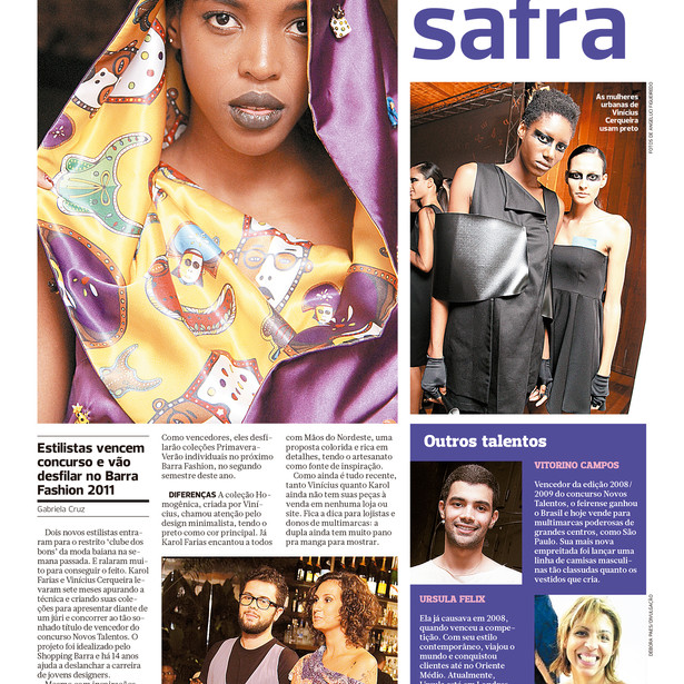 Periódico Correio, 01/06/2011