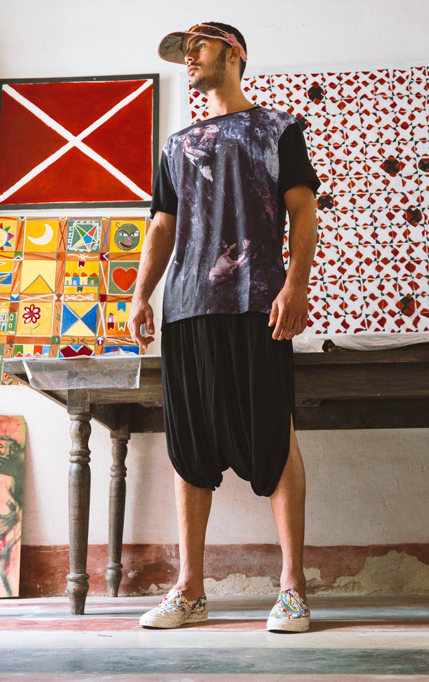 Fashion Design: Karol Farias Styling: Nestor Mádenes Foto: Álvaro Di Paula Modelos: It Model Agency  Ubicación: Ateliê Iza do Amparo