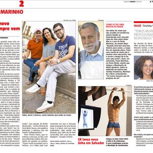 Periódico A Tarde, 19/09/2010