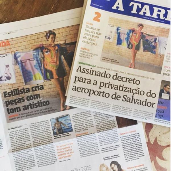 Periódico A Tarde, 12/09/2015