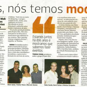 Periódico Correio, 17/06/2010