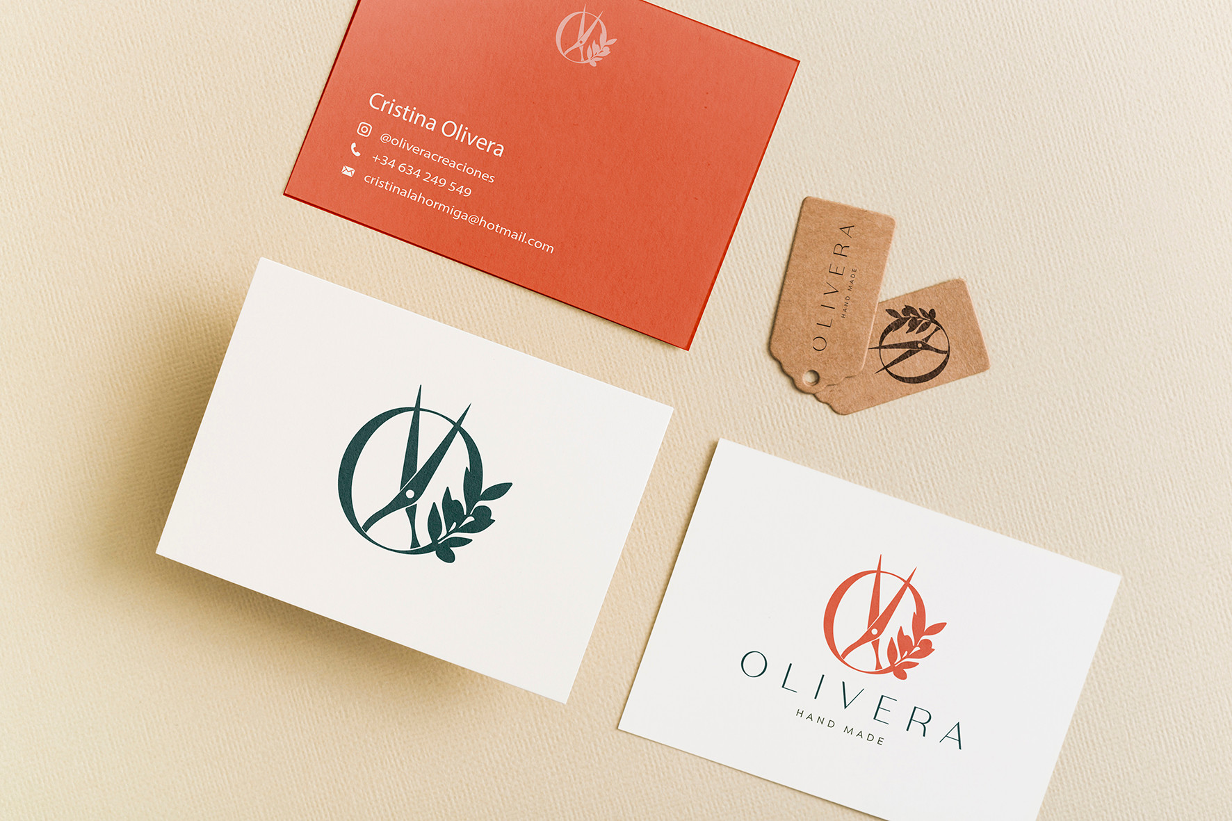 Brand  Cliente: Olivera