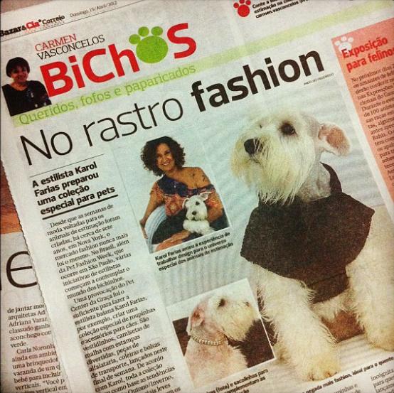 Periódico Correio, 15/04/2012