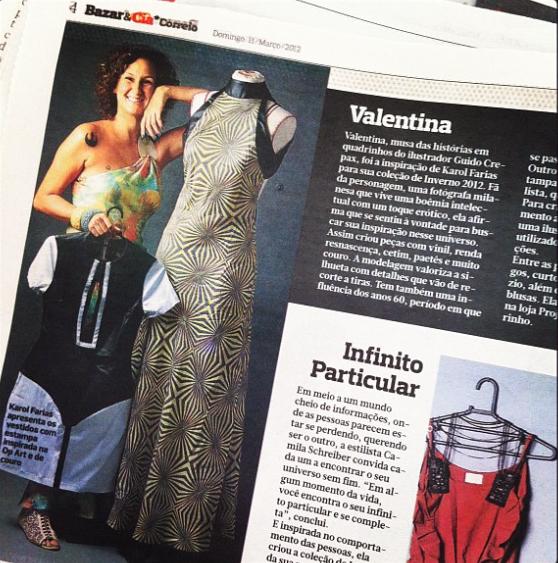 Periódico Correio, 11/03/2012