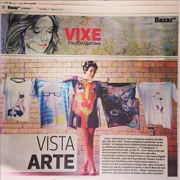 Periódico Correio, 17/08/2014