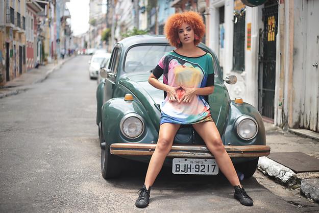 Fashion Design: Karol Farias Foto: Rayana Azevêdo Modelos: Giedre Assis