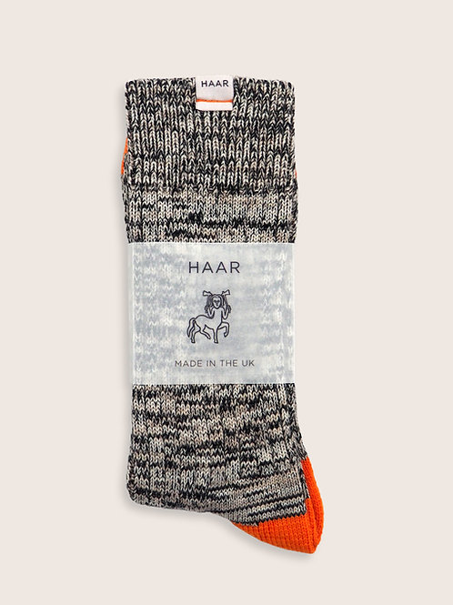 Wool  Sock - Light Marl