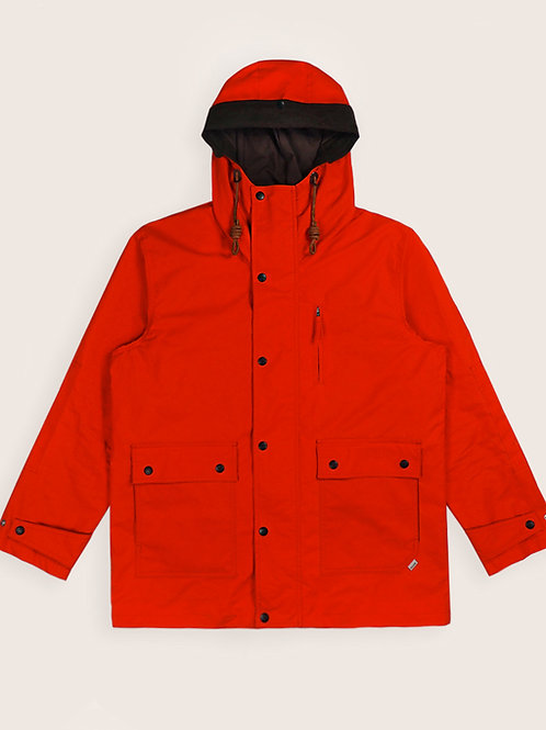 Munro Bagger Parka - Orange