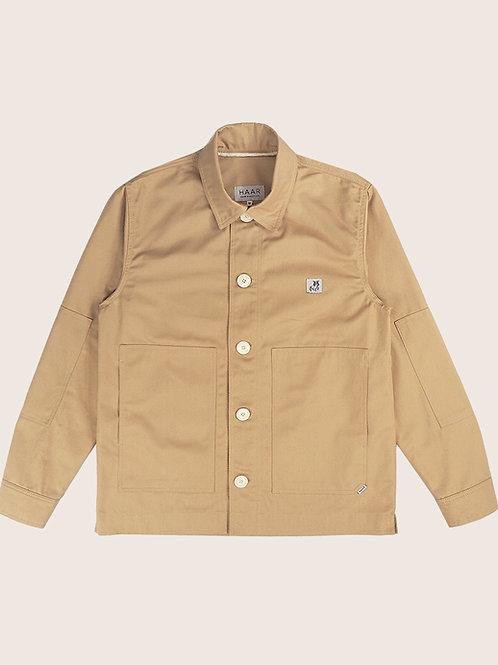 Chore jacket - Sand Cavalry Twill