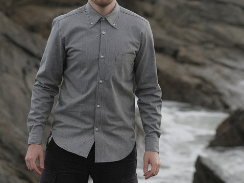 The HAAR Shirt - Form, Fit and Function.