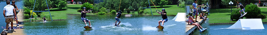 Georgia Wakeboard Camp