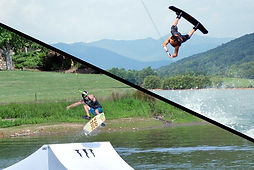 Wakeboard Weekend Warrior Package Boat Set Cable Pass