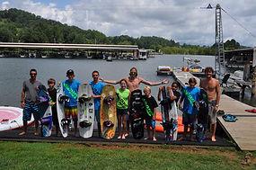 Wakeboard Camp North Georgia