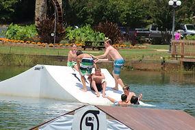 Custom Wakeboard Camp
