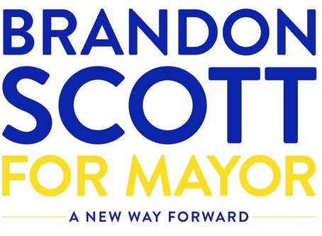June 9: Brandon Scott Wins Democratic Nomination for Mayor of Baltimore