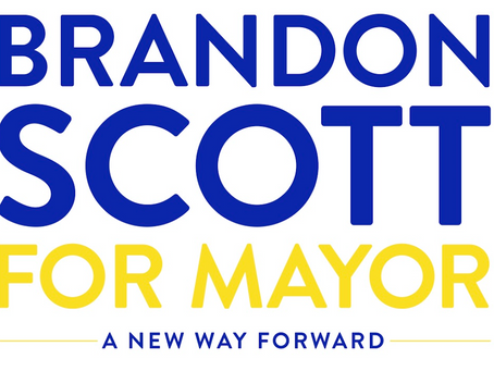 June 9: Brandon Scott Wins Democratic Nomination for Mayor of Baltimore