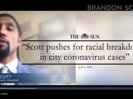 "May 2: Brandon Scott for Mayor Releases New Campaign Ad ""Everyone"""