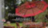 Stylish Treasure Garden Umbrellas