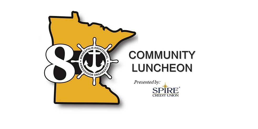 Community Luncheon presented by SPIRE Credit Union