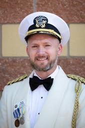 Aquatennial Commodore Brent LaSalle