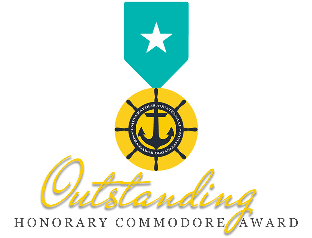 Outstanding Honorary Commodore Award