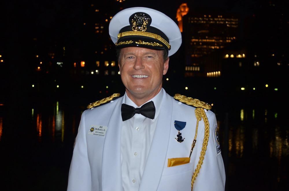 Minneapolis Aquatennial Commodore Bill McReavy