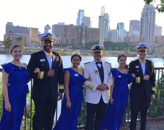 Aquatennial Ambassador Crew